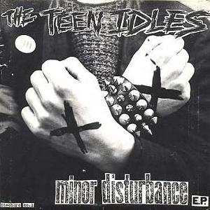 <i>Minor Disturbance</i> 1980 EP by The Teen Idles