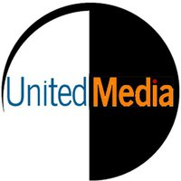 United Media American editorial column and comic strip newspaper syndication service