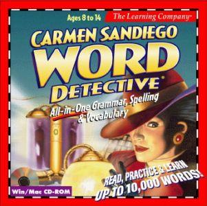 Carmen Sandiego Word Detective - Wikipedia