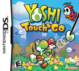 <i>Yoshi Touch & Go</i> 2005 video game
