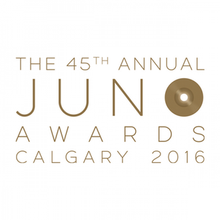 Juno Awards of 2016