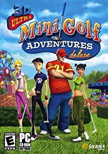 <i>3D Ultra Minigolf Adventures</i>