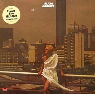 <i>Alicia Bridges</i> (album) 1978 studio album by Alicia Bridges