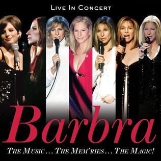 2017 live album by Barbra Streisand