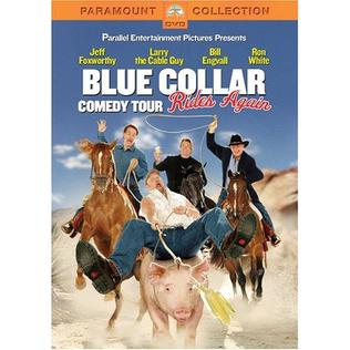 <i>Blue Collar Comedy Tour Rides Again</i> 2004 television film directed by C. B. Harding