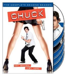 <i>Chuck</i> (season 2) season of television series