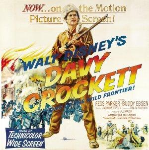 <i>Davy Crockett, King of the Wild Frontier</i>