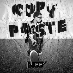 Copy, Paste song by American rapper Diggy Simmons
