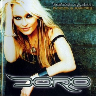<i>Metal Queen – B-Sides & Rarities</i> 2007 compilation album by Doro