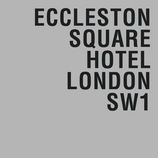 Eccleston square hotel wikipedia for Boutique hotels just outside london