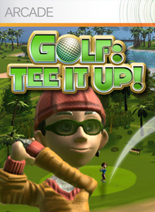 <i>Golf: Tee It Up!</i> 2008 video game