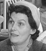Hilda Fenemore British actress