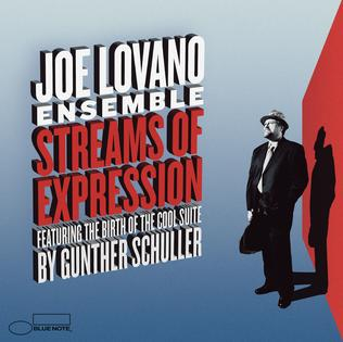 <i>Streams of Expression</i> 2006 studio album by Joe Lovano