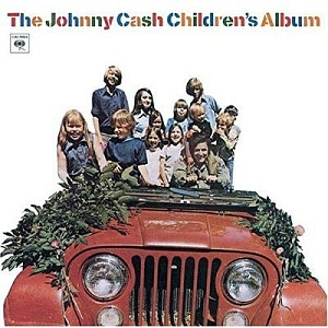 The Johnny Cash Children's Album artwork