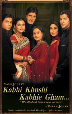 Kabhi Khushi Kabhie Gham Wikipedia He was cast as rohan raichand—the younger son of bachchan's character who plots to reunite him with his. kabhi khushi kabhie gham wikipedia
