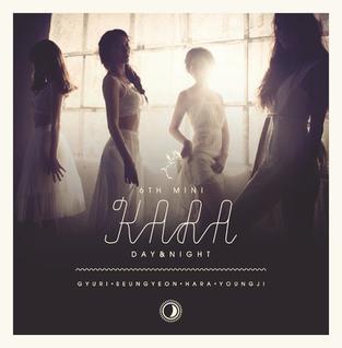 <i>Day & Night</i> (EP) 2014 EP by Kara