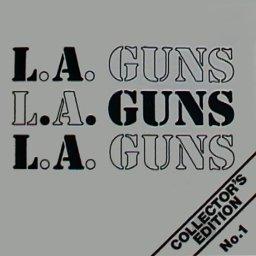 <i>Collectors Edition No. 1</i> 1985 EP by L.A. Guns