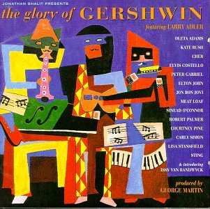 <i>The Glory of Gershwin</i> 1994 studio album by Larry Adler and others