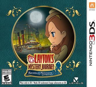 Layton's Mystery Journey - Wikipedia
