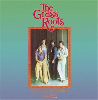 <i>Leaving It All Behind</i> 1969 studio album by The Grass Roots