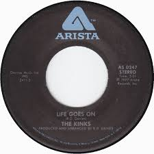 Life Goes On (The Kinks song)
