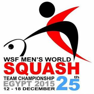 2015 Mens World Team Squash Championships