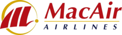 MacAir Airlines logo.png