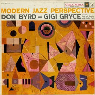 <i>Modern Jazz Perspective</i> 1957 studio album by Donald Byrd and Gigi Gryce