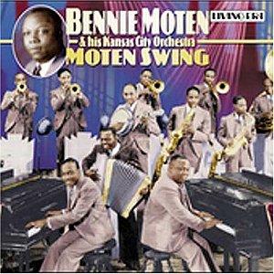 Moten Swing 1932 single by Bennie Moten and his Kansas City Orchestra