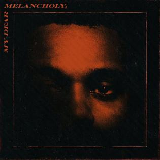 <i>My Dear Melancholy</i> 2018 EP by The Weeknd