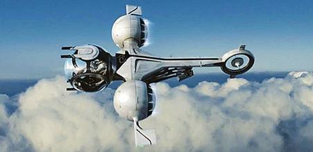 Oblivion Movie Ship The 2013 movie oblivion.
