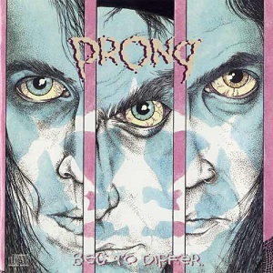 <i>Beg to Differ</i> 1990 studio album by Prong