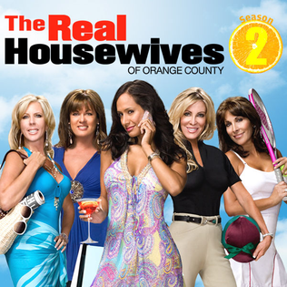 The real housewives of orange county season 2 wikipedia for Real housewives of the oc