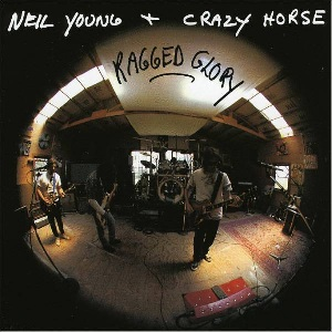 <i>Ragged Glory</i> 1990 studio album by Neil Young & Crazy Horse