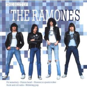 The Best of The Ramones artwork