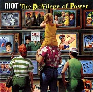 <i>The Privilege of Power</i> 1990 studio album by Riot