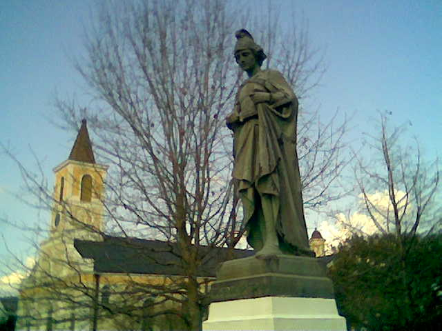 St Martin of Tours at Martinville Louisiana on of the first Acadian settlements