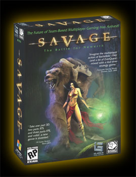 Savage The Battle for Newerth box 2003.jpg