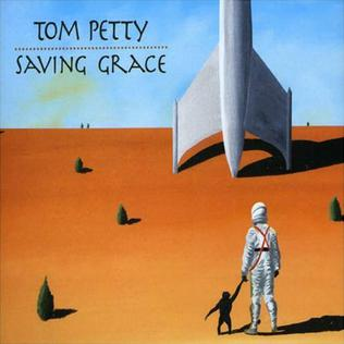 Cover image of song Saving Grace by Tom Petty