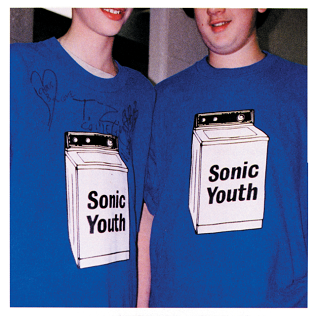 <i>Washing Machine</i> (album) 1995 studio album by Sonic Youth
