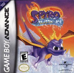 <i>Spyro: Season of Ice</i> 2001 video game