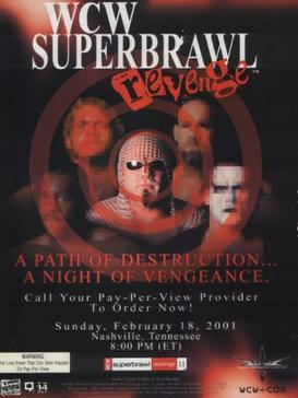 Image result for WCW Superbrawl 2001
