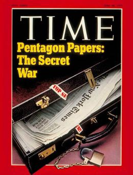 What did the Pentagon Papers reveal?