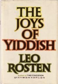 The Joys of Yiddish - Wikipedia