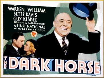 The Dark Horse (1932 film) - Wikipedia