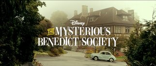 Picture of a TV show: The Mysterious Benedict Society