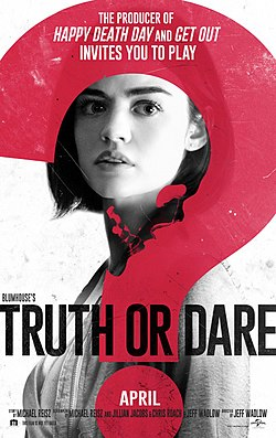 Image result for truth or dare blumhouse