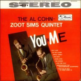 Al Cohn Quintet Cohn On The Saxophone