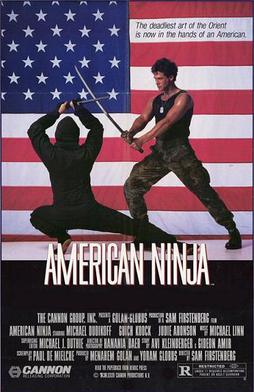 American Ninja full movie (1985)