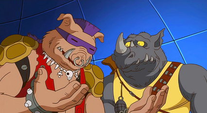 Bebop And Rocksteady Wikipedia